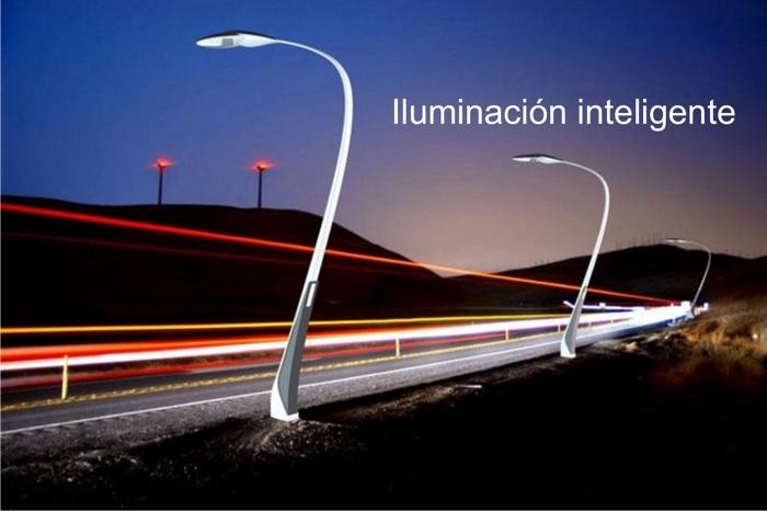 Iluminación inteligente en ciudades inteligentes